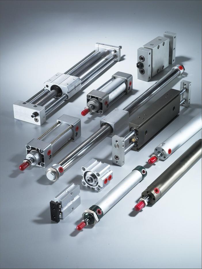 Pneumatic cylinder catalog